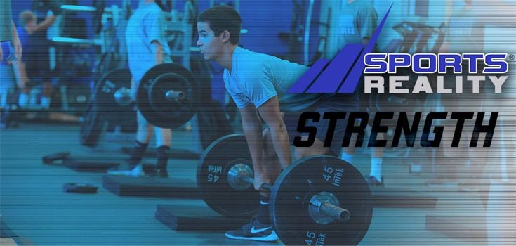 Strength Training at Sports Reality